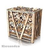 Kaminholz 1 Raummeter Buche ca. 450 kg ofenfertiges Buchenholz