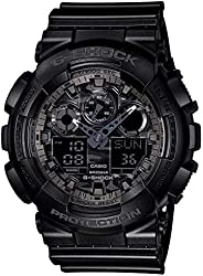 Casio Sport Watch For Men Analog-Digital Resin