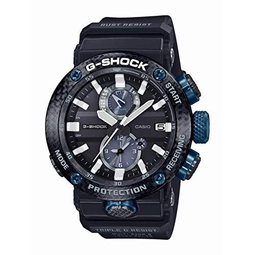 Casio g-Shock Herren Gravity Master Carbon Bluetooth Solar Radio Crono Timer Master Radio