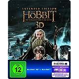 Der Hobbit: Die Schlacht der fünf Heere - Extended Edition Steelbook