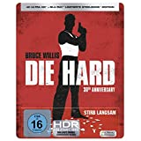 Stirb Langsam UHD Steelbook [Blu-ray]