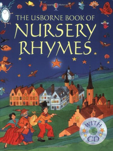 The Usborne Book of Nursery Rhymes por C. Hooper