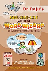 Word Wizard : GRE Vocabulary With Memory Tricks