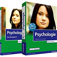 Value Pack Psychologie Lehr- und Übungsbuch (Pearson Studium - Psychologie)
