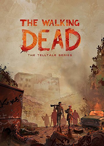 The Walking Dead A New Frontier Poster