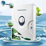 Cenblue Zuhause Ozongenerator Ozon-Wasser- und Luftreiniger - Reiniger Sterilisator für Wasser, Gemüse, Obst und mehr