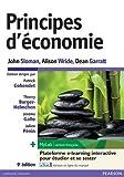 Principes d'économie 9e édition : Livre + eText + MyLab | version française Licence étudiant 24 mois