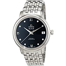 Omega – Reloj de pulsera analógico para mujer automático acero inoxidable 42410332053001