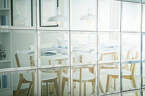 My furniture piastrelle a specchio quadrate per muro cm cm