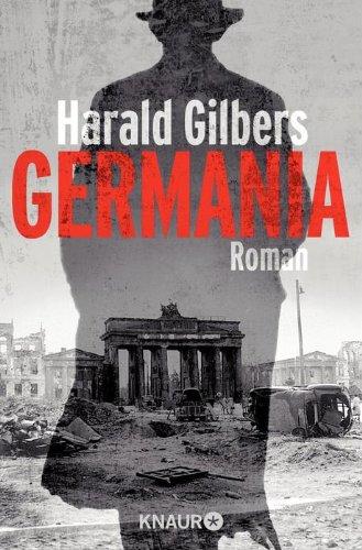 Buchseite und Rezensionen zu 'Germania' von Harald Gilbers
