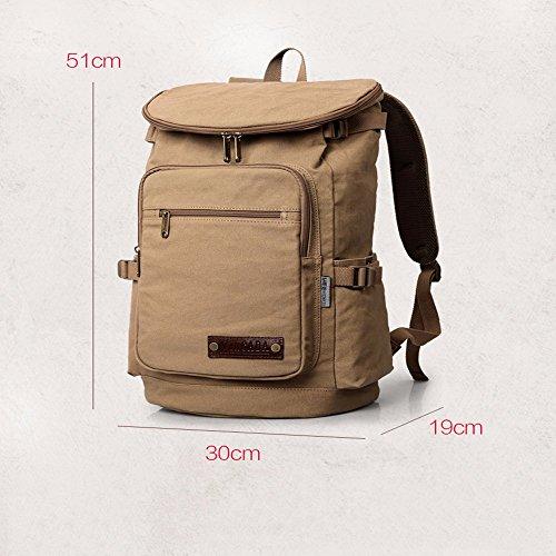 TBB-Die Umhängetaschen für Freizeit Taschen große Kapazität A