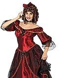 Atosa-26385 Disfraz Dama Sureña, Multicolor, ES 44/46 (DE 42/44) (26385 (AmazonDe/PWSEX))
