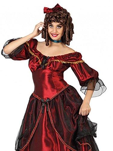 Atosa 26385 - Southern Belle, Damenkostüm, Größe 42/44, (Kostüme Belles Southern)