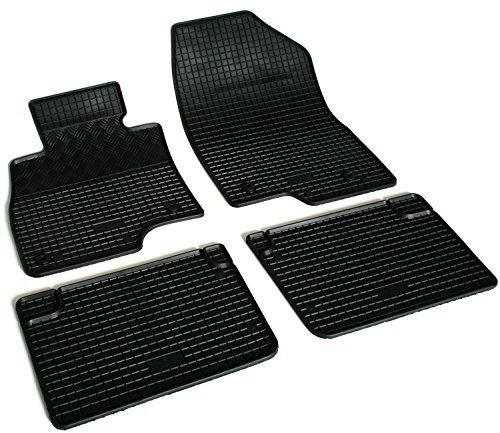 AD Tuning GmbH & Co. KG Gummi Fussmatten Set RI901573 (2014 Mazda 6 Fußmatten)