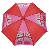 Trademark Collections Peppa Pig London Umbrella