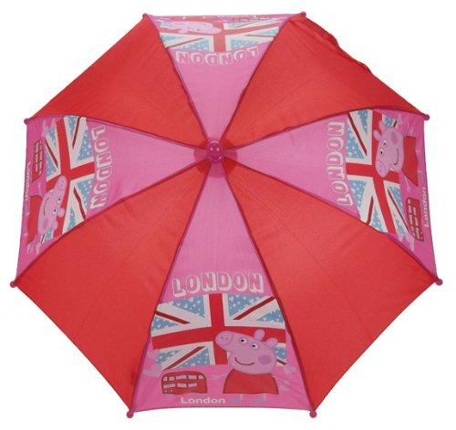 Imagen principal de Trademark Collections - Paraguas, diseño de Peppa Pig y Londres