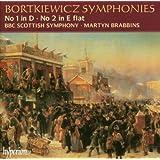 Bortkiewicz: Symphonies Nos. 1 & 2