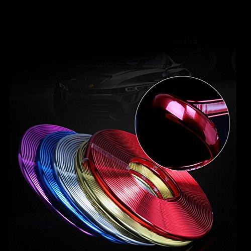 wuudi-Premium-automobile-decorazione-RIM-Protector-anti-collisione-Edge-Safety-Wheel-Ring-Guard-RIM-tapes