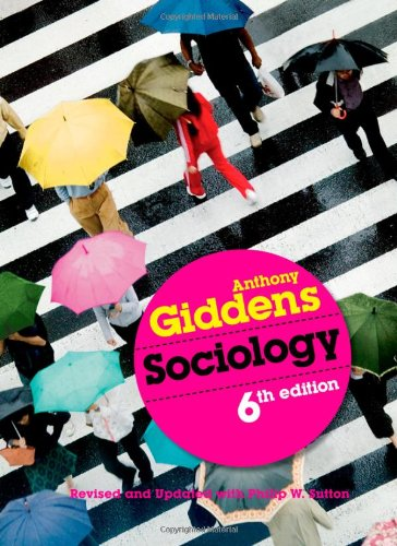 Sociology por Anthony Giddens
