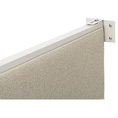 Adjustable Wall Bracket, Adjusts to 1-1/4