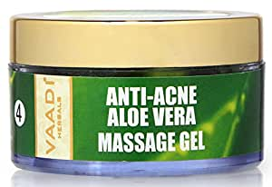 Vaadi Herbals Anti Acne Aloe Vera Massage Gel, 50ml