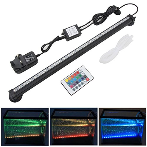 xcellent global remote color changing aquarium fish tank lights5050