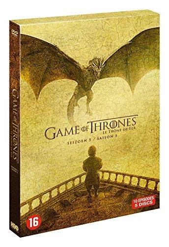 Preisvergleich Produktbild Game of Thrones - Die komplette 5. Staffel [5 DVDs] [EU-Import mit Deutscher Sprache]