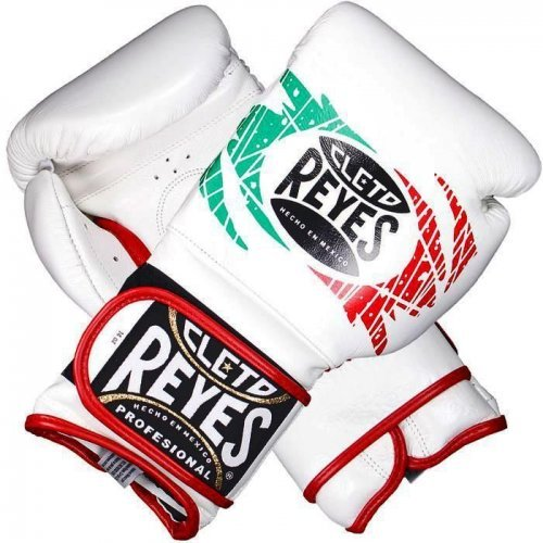 Cleto Reyes Velcro Sparring Gloves - Mexican 16oz