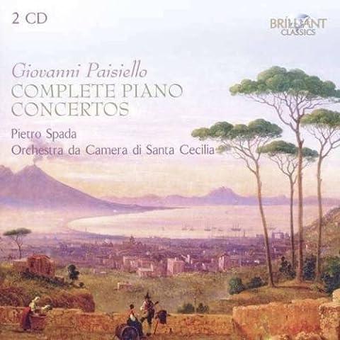 Giovanni Paisiello: Complete Piano Concertos