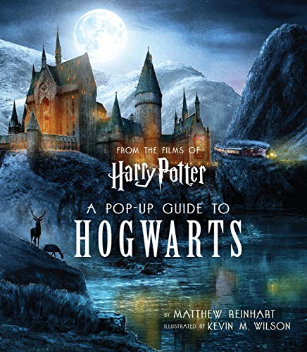 Harry Potter: A Pop-Up Guide to Hogwarts por Matthew Reinhart