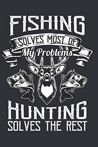 I love going Hunting: Journal for People that love going Hunting (Fishing T-shirt Heart)
