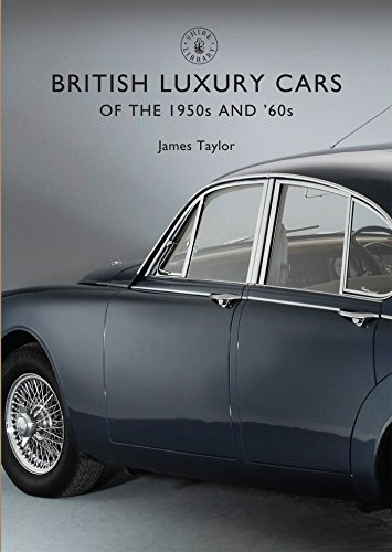 British Luxury Cars of the 1950s and