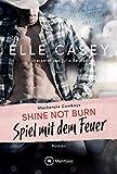 Shine Not Burn - Spiel mit dem Feuer (Mackenzie Cowboys 1)