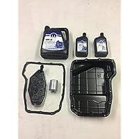 Mopar Dorman SH Kit de servicio y pan de aceite de transmisión automática ATF + 4