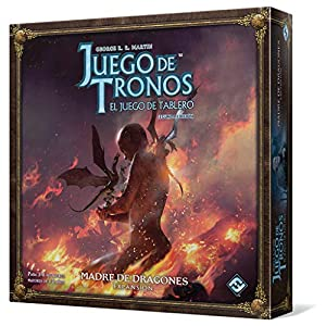 Fantasy Flight Games - Madre de Dragones - Español (VA103ES) 12