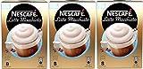Nescafé Latte Macchiato Instant Kafee mit 3x8 Portionsbeutel