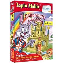 Lapin malin : J'apprends l'anglais