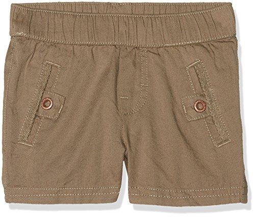 ESPRIT KIDS Baby-Jungen Shorts RL2600204, Grün (Pale Khaki 566), 74