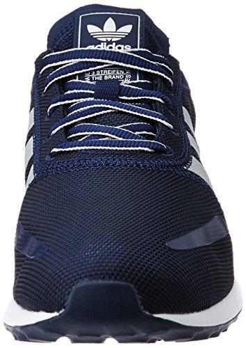 adidas Los Angeles, Unisex adulto Scarpe da corsa Blu/Grigio