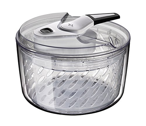 Küchenprofi Salatschleuder Fresh 4 Liter mit Funktionsdeckel