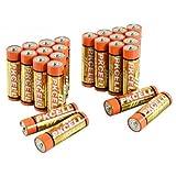 ETT Mignon-Batterie Super Alkaline 1,5V, Typ AA/LR6, 24