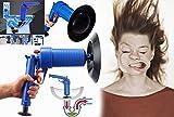 Air Pump Blaster Toilettenkolben, hoher Druck, Verstopfungsentferner von SmartPro