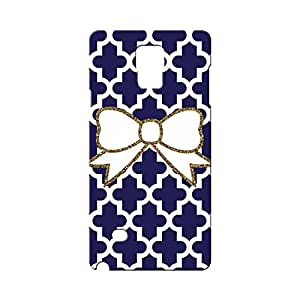 BLUEDIO Designer Printed Back case cover for Samsung Galaxy Note 4 - G7941