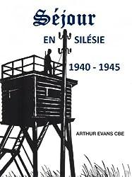 Séjour en Silésie: 1940 - 1945 (French Edition)