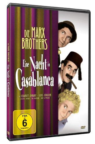 Bild von Die Marx Brothers - Eine Nacht in Casablanca