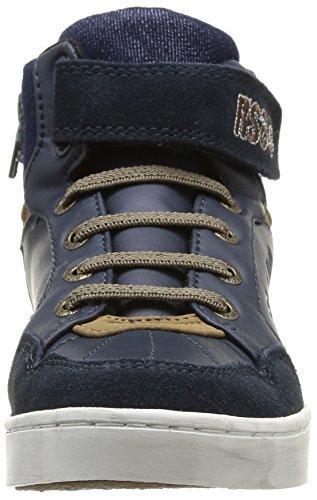 Redskins  Zigzagjunior,  Sneaker bambino Blu (Bleu (Navy/Havane))