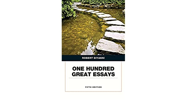 buy one hundred great essays book online at low prices in  buy one hundred great essays book online at low prices in one hundred great essays reviews ratings amazon in