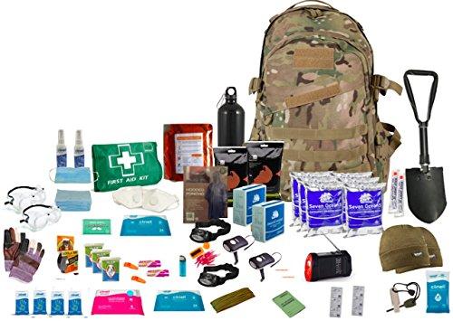 "Spec Ops 45L Two Person 72hr "" Bug Out Bag"" MTP Fluchtrucksack"