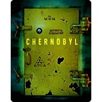 Chernobyl - Steelbook 2019 Sky Atlantic Drama [Blu-ray] Exclusive to Amazon