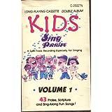 Kids Sing Praise: 43 Songs of Praise, Scripture and Sing Along Fun!